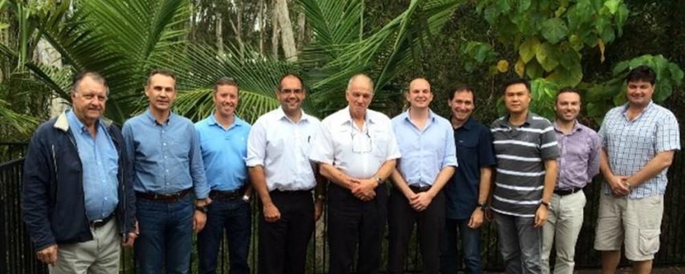 HIAT Delegates November 2014