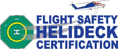 Flight Safety Helideck Certification